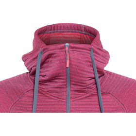 The North Face Hikesteller MD Jacket Damen grisaille grey/atomic pink